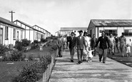 Scarborough, Holiday Chalets c.1955
