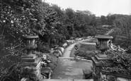 Scarborough, Italian Gardens c.1950
