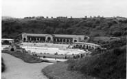 Scarborough, North Bay Bath c.1950