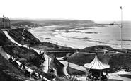 Scarborough, North Bay Looking North 1897