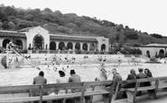 Scarborough, Open Air Baths, North Bay c.1950