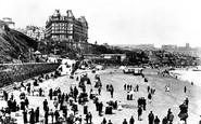Scarborough, Sands 1897