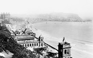 Scarborough, Spa And South Bay 1891