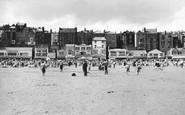 Scarborough, The Beach c.1960