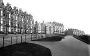 Scarborough, The Esplanade 1891