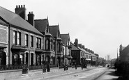 Scunthorpe, Frodingham Road 1902