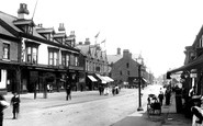 Scunthorpe, High Street 1904