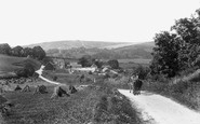 Seaford, Lullington Hill 1894