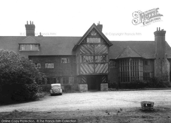 Shamley Green, The Hallams, Hallams Heath c.1955