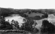 Sharpham, River Dart 1898