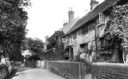 Shere, Lower Street 1904