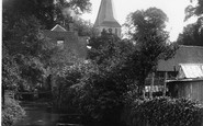 Shere, St James's Church 1903