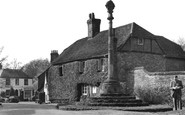 Shere, The Village c.1955