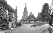 Shere, Village 1917