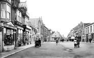 Shoreham-By-Sea, High Street 1919