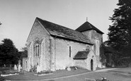 Shoreham-By-Sea, Kingston Church c.1955