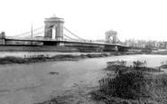 Shoreham-By-Sea, Norfolk Bridge 1919
