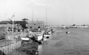Shoreham-By-Sea, River Adur c.1950