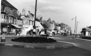 Shoreham-By-Sea, The Roundabout c.1950