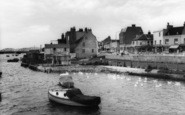 Shoreham-By-Sea, View From The Bridge c.1965