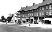 Sidcup, Station Road c1955