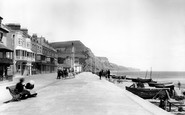 Sidmouth, 1895