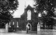 Sidmouth, All Saints Church 1904