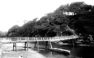 Sidmouth, Alma Bridge 1895