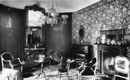 Sidmouth, The Glen, Drawing Room 1904
