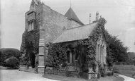 Sidmouth, The Old Chancel 1906
