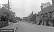 Sissinghurst, High Street c1955