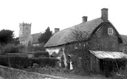 Sixpenny Handley, Church Farm c1950