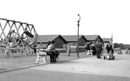 Skegness, Miners Welfare Holiday Centre c1955