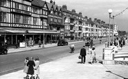 Skegness, North Parade c1955