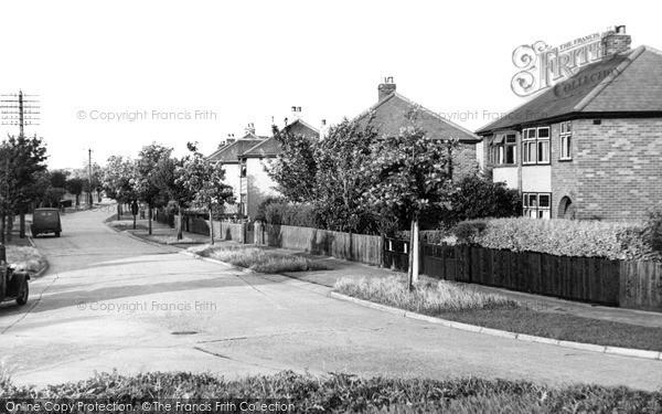 Sleaford, North Parade c.1950