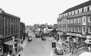 Slough, William Street 1961