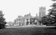 Somerleyton, Somerleyton Hall 1891