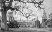 Somerleyton, Somerleyton Hall c.1890