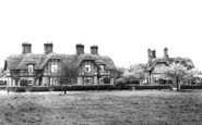 Somerleyton, The Green c.1955