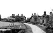 Somerleyton, The Green c.1955
