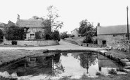Souldern, the Pond c1960