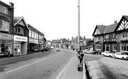 Photo of South Elmsall, Barnsley Road c1970