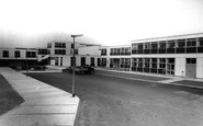 Photo of South Elmsall, Minsthorpe High School c1970