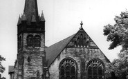 Photo of South Elmsall, Trinity Methodist Church c1970