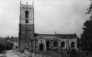 South Kirkby, All Saints Church c1965