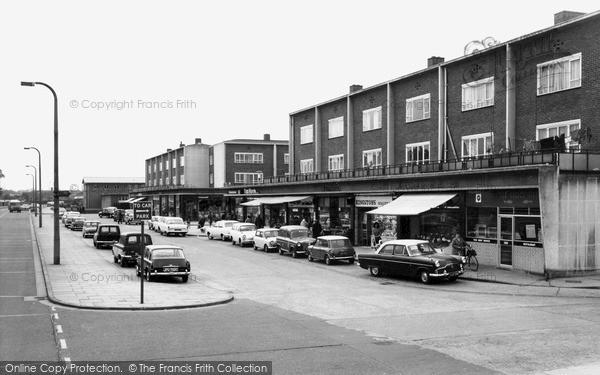 South Ockendon The Parade Daiglen Drive C 1965 Francis