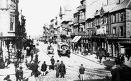 South Shields, King Street c.1883