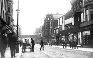 South Shields, King Street c.1898