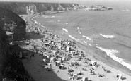 South Shields, Marsden Bay c.1955