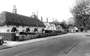 South Tidworth, Old Cottages c1962